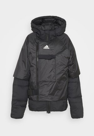 URBAN COLD.RDY - Down jacket - black