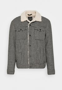 Scotch & Soda - HOUNDSTOOTH TRUCKER JACKET - Light jacket - combo a - 0