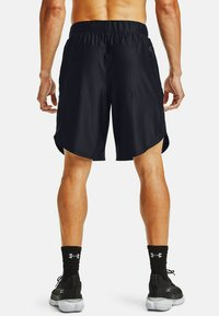 Under Armour - CURRY ELEVATED SHORT - Short de sport - black - 1