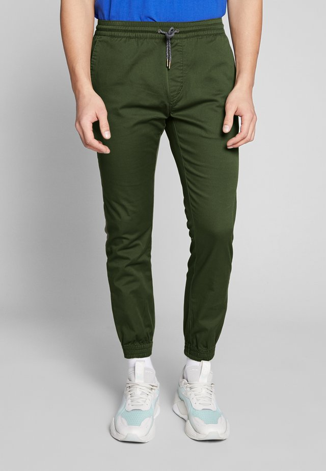 FRICKIN MODERN TAPERED  - Trousers - olive