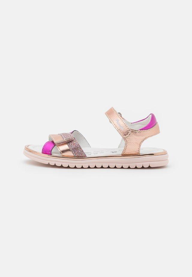 Sandály - rame/magenta