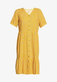 Day dress - golden glow