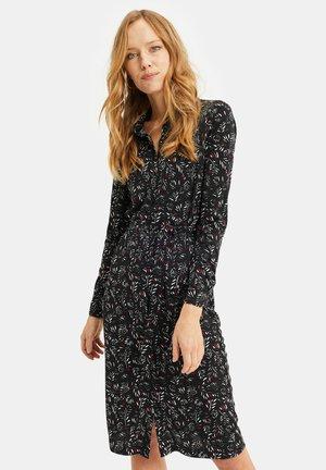 Shirt dress - all-over print