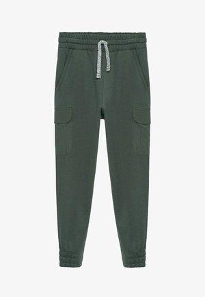 MARIO8 - Pantaloni cargo - kaki