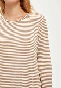DeFacto - Long sleeved top - beige - 4