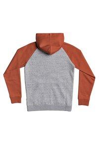 Quiksilver - EASY DAY  - Zip-up hoodie - redwood - 1