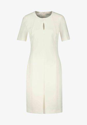 DAORSA - Shift dress - offwhite