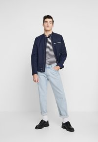 Diesel - J-GLORY JACKET - Summer jacket - dark blue - 1