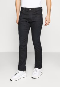 G-Star - 3301 STRAIGHT - Straight leg jeans - aged - 0