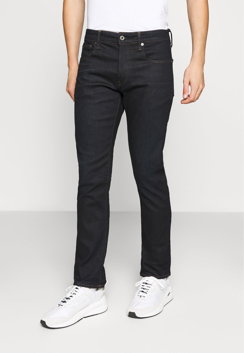 G-Star - 3301 STRAIGHT - Straight leg jeans - aged