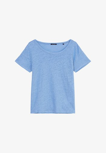 Basic T-shirt - blue note