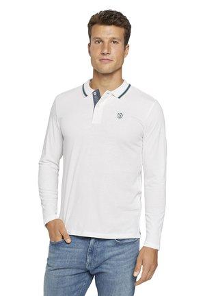 Polo shirt - light marsmallow