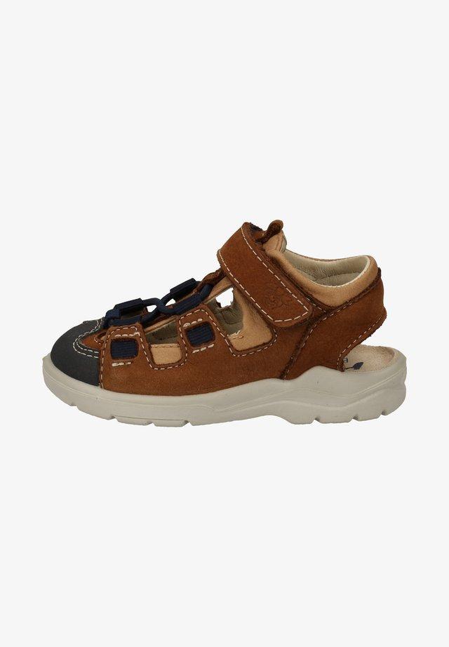 Sandales de randonnée - curry/cognac
