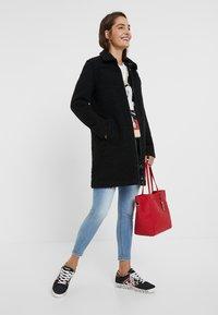 Desigual - Manteau classique - black - 1
