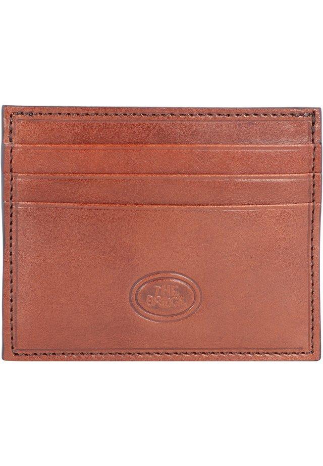 STORY UOMO - Business card holder - braun