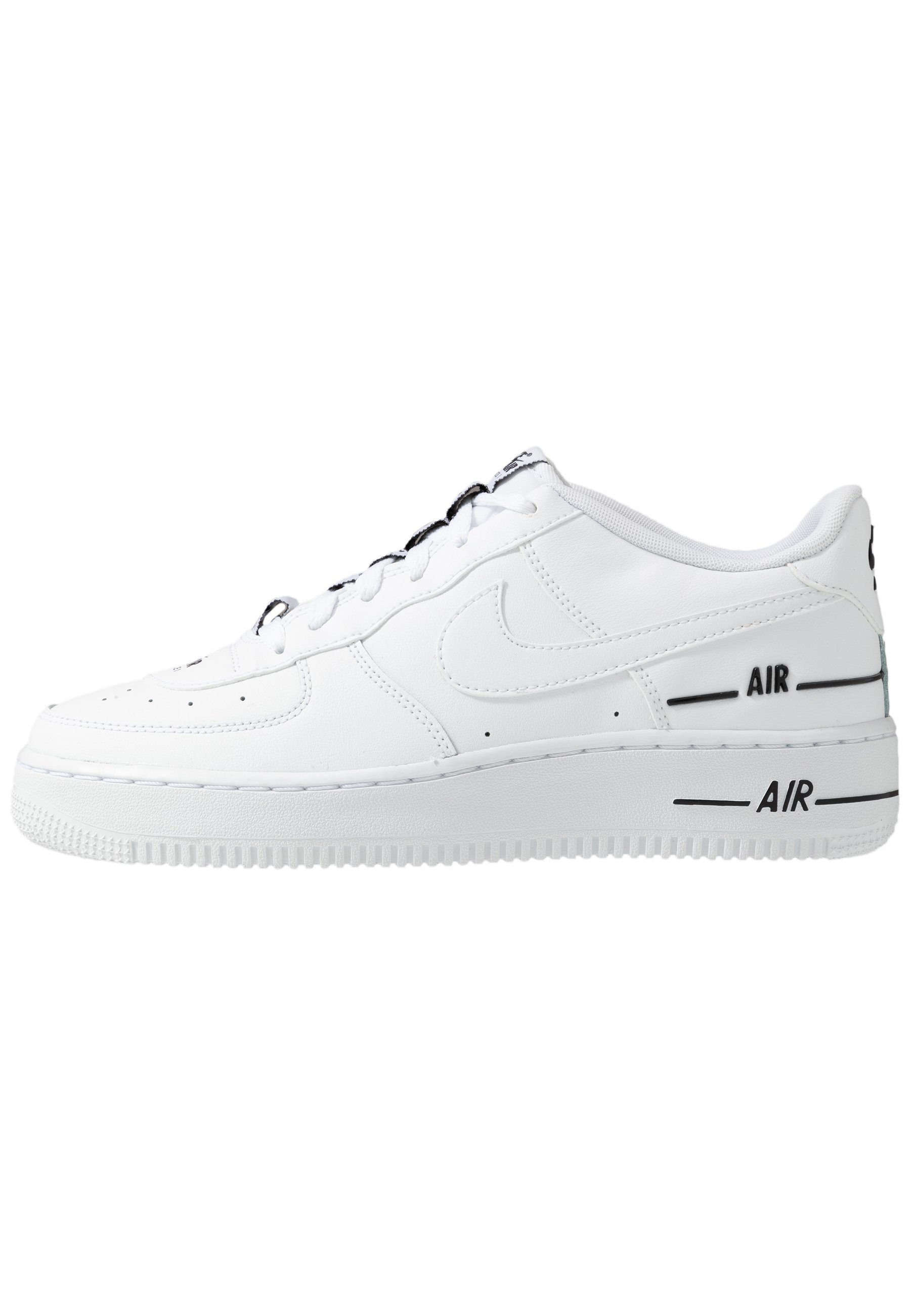 AIR FORCE 1 LV8 3 - Sneakers laag - white/black