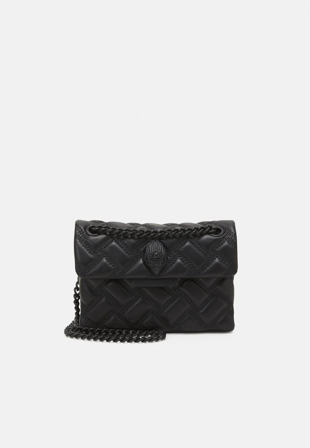 MINI KENSINGTON DRENCH - Borsa a tracolla - black