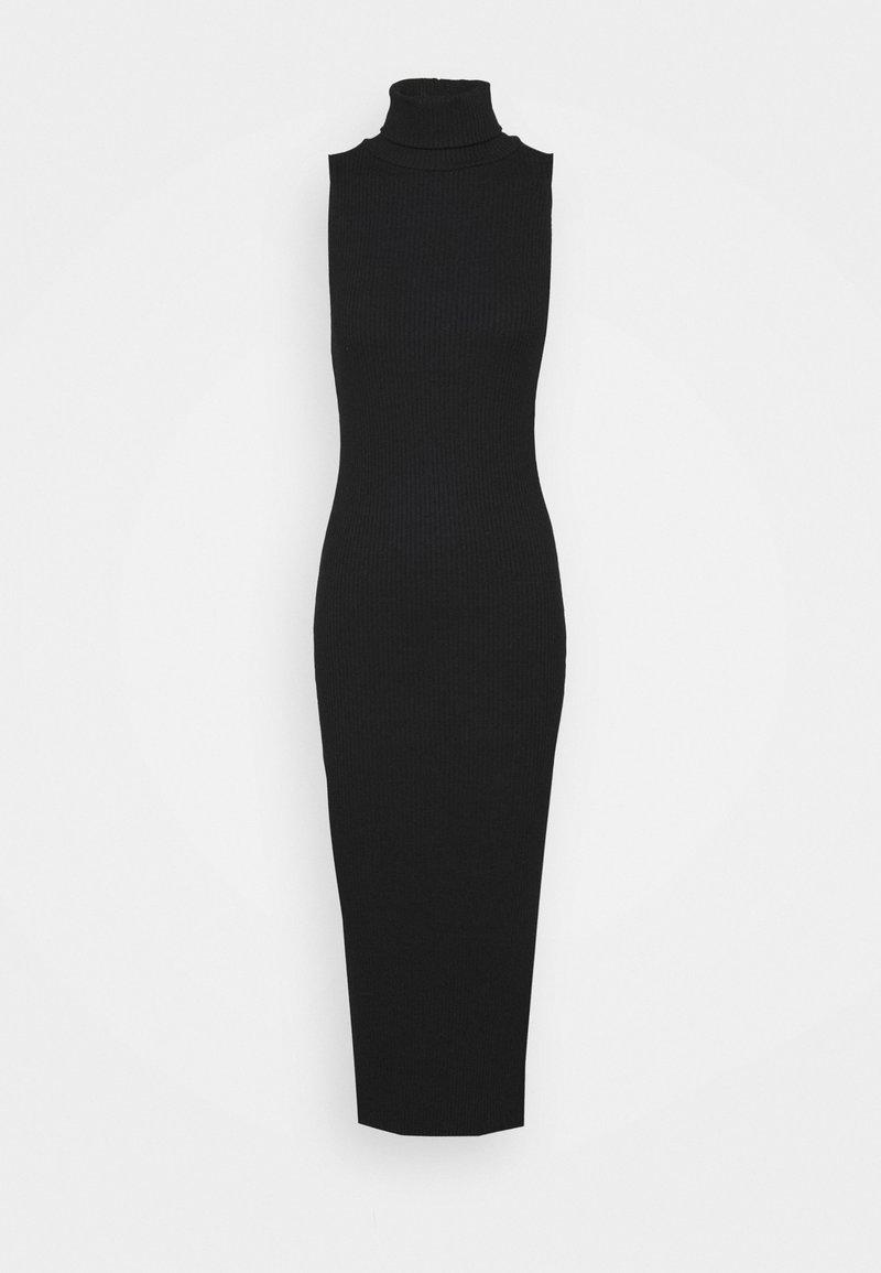 Zign - Jumper dress - black