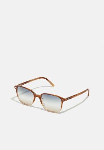 Sunglasses - light brown havana