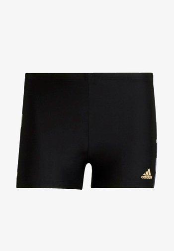 NATURE - Swimming trunks - black