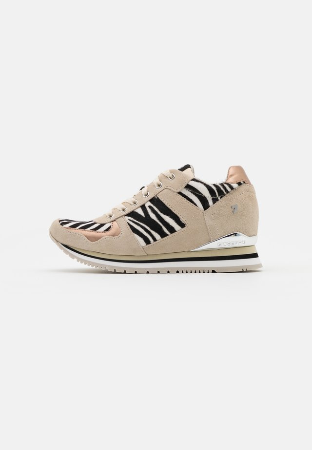 ANSTY - Trainers - beige