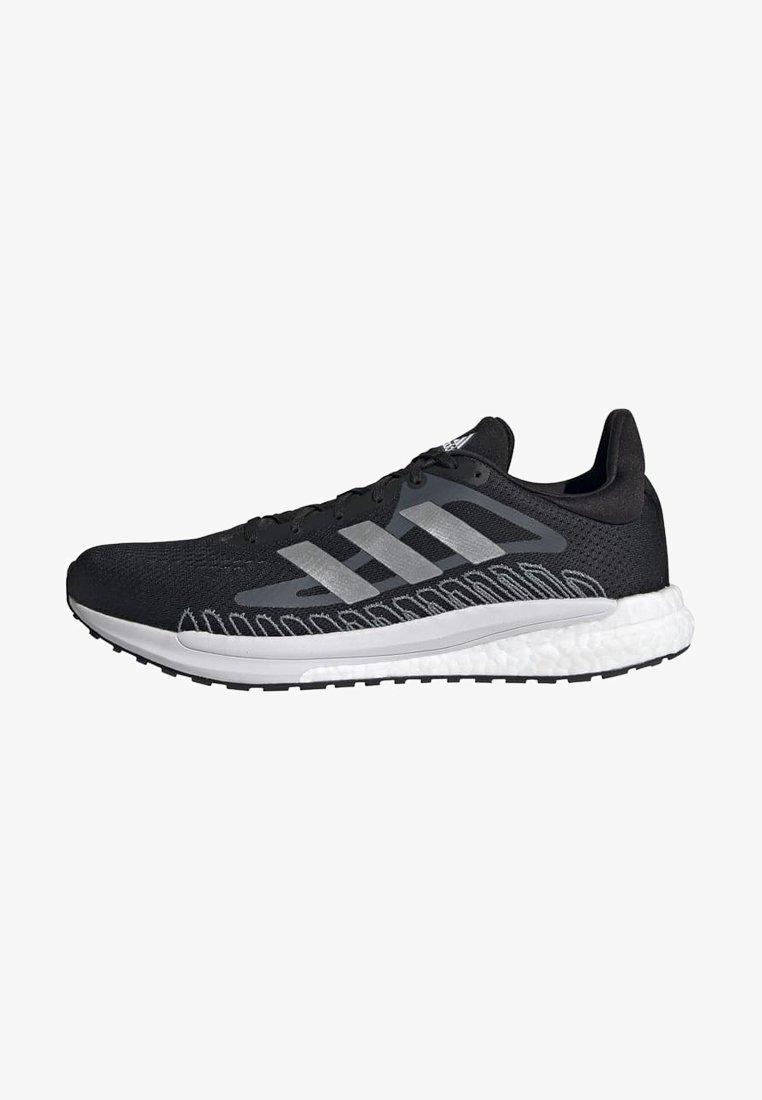 adidas Performance - SOLAR GLIDE 3 BOOST PRIMEGREEN RUNNING REGULAR SHOES - Joggesko - black