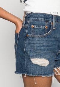 Levi's® - 501 ORIGINAL  - Shorts di jeans - silver lake - 4