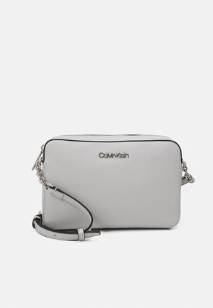 CAMERA BAG - Across body bag - grey