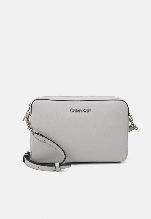 CAMERA BAG - Sac bandoulière - grey