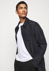 PS Paul Smith - Waterproof jacket - dark blue - 3