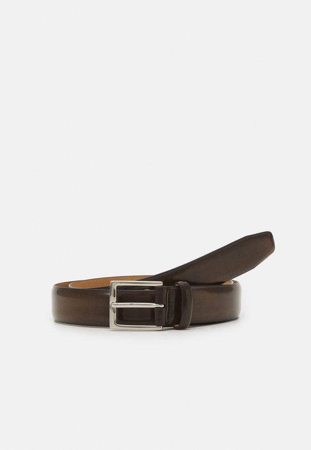 BRUSH OF BELT - Cintura - brown