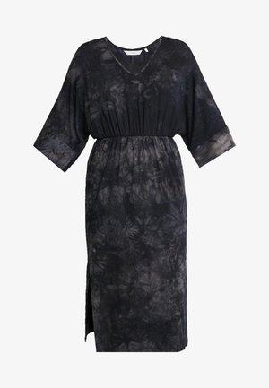 NUGITTE DRESS - Jersey dress - navy