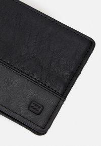 Billabong - DIMENSION - Wallet - black/charcoal - 4