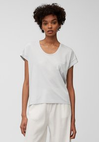 Marc O'Polo - Basic T-shirt - spring water - 0