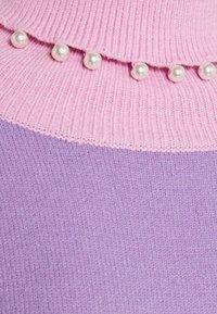 Olivia Rubin - CLEMMIE TURTLE NECK - Jumper - multi-coloured - 2
