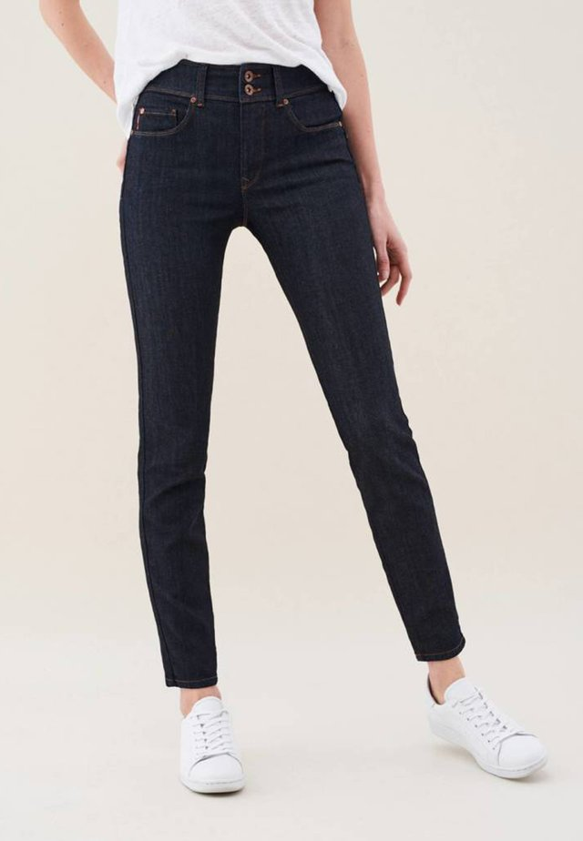 PUSH IN - Jeans Skinny Fit - dark-blue denim