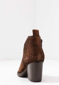 Pinto Di Blu - Ankle boots - cognac - 5
