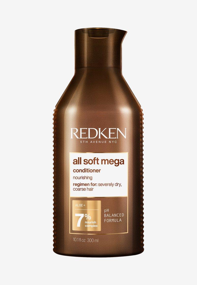 Redken - REDKEN ALL SOFT MEGA CONDITIONER  - Conditioner - -