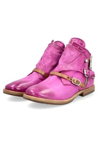 A.S.98 - Cowboy/biker ankle boot - fuchs - 3