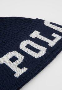Polo Ralph Lauren - HAT APPAREL ACCESSORIES - Bonnet - real navy - 2