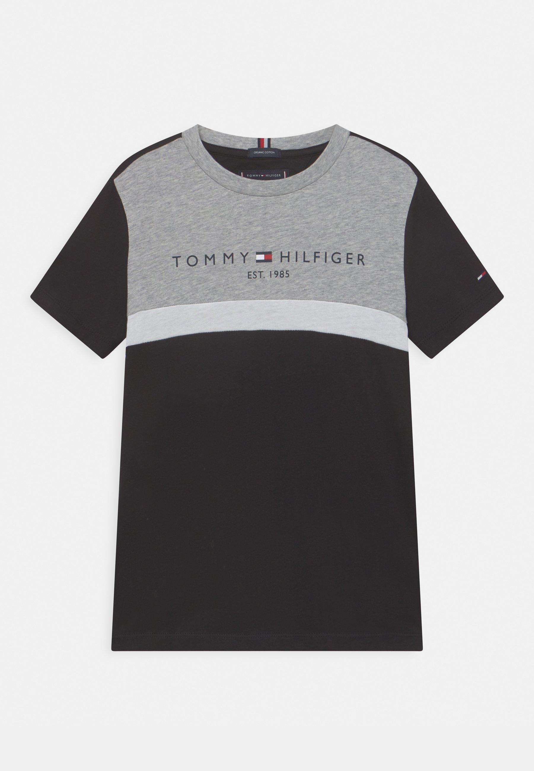 Kinder ESSENTIAL COLORBLOCK TEE - T-Shirt print