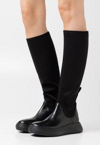 Emporio Armani - Boots - black - 0