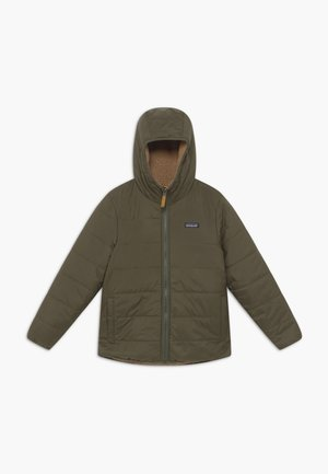 BOYS' REVERSIBLE READY FREDDY HOODY - Veste d'hiver - basin green