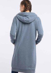 myMo - Zip-up hoodie - marine melange - 2