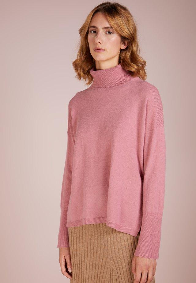 TURTLENECK - Sweter - rose pink