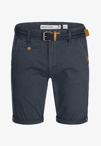 INDICODE JEANS - CASUAL FIT - Shorts - blau navy - 5