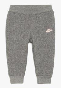 Nike Sportswear - PANT BABY SET - Tracksuit - carbon heather - 2