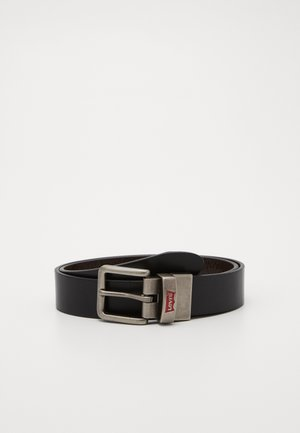 BATWING BUCKLE BELT - Vyö - black