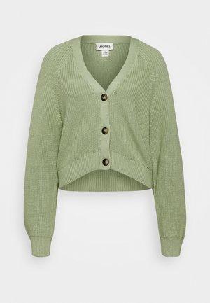 ZETA CARDIGAN - Vest - green