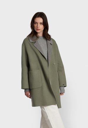 MAGDALENA - Classic coat - green